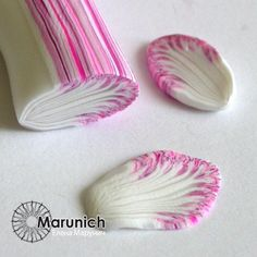 polymer clay cane by Marunich