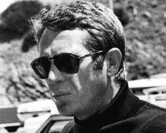 b26f116d09 Steve McQueen s Persol folding glasses Steve McQueen - The King of Cool The  iconic Persol sunglasses.