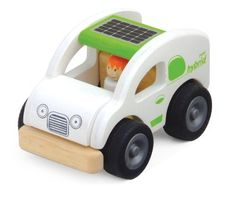 Mini Eco Car by Smart Gear. $16.82. From the Manufacturer                The Wonderworld Mini Eco Car is a product that is unique in design because it is just the perfect size for little hands and is not easily found in any toy shop. The Wonderworld Mini Eco Car comes equipped with a stationary driver and is a vehicle that moves by imaginary solar energy from the solar panels on the cars roof. The Wonderworld Mini Eco Car is ideal to begin to sensitize children on environ...