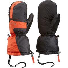 Winter Gear, Winter Camping, Go Camping, Mitten Gloves, Mittens, Monte Everest, Absolute Zero, Mountain Hardwear, Everyday Carry