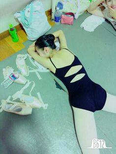 #leotard #tights #ballet (suzuhono5955)