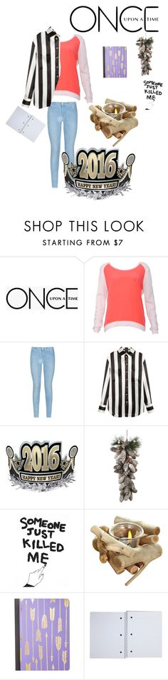 """"""""""" by rcl-chabria ❤ liked on Polyvore featuring Once Upon a Time, Sandro, 7 For All Mankind, Balmain and House Of Voltaire"""