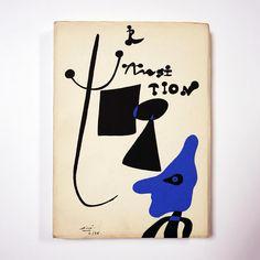 Joan Miró / Transition No. 25 / Fall 1936
