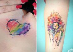Candelaria Carballo - Just Lia Mandala Tattoos For Women, Tattoos For Kids, Geometric Owl Tattoo, Tattoo Supplies, I Tattoo, Tatoos, Watercolor Tattoo, Ink, Makeup