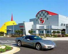 Corvette Museum Bowling Green KY