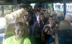 Choir on the Bus