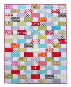 Idea for using the flannel scraps for quilts for the monsters