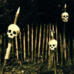 Katzper's Haunt 2011 Sneak Peek, Pics and video - HauntForum
