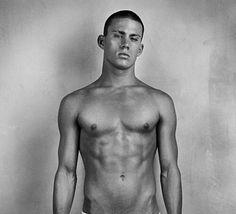 Channing Tatum .... Oh lord