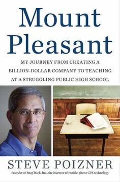 A Silicon Valley entrepreneur takes on the challenge of a lifetime: teaching in one of California's toughest high schools. Entrepreneur Steve Poizner had run a billion-dollar company, but the greatest challenge of his life was the year he spent teaching twelfth graders at San Jose's Mt. Pleasant High School.