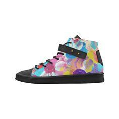 Anemones Flower Lyra Round Toe Women's Shoes 30% OFF | Coupon code: ARTSADD  FREE SHIPPING | FREE RETURN