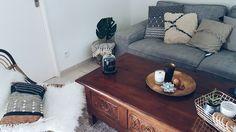 Living room ethnic