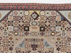 Patchwork quilt   V&A Search the Collections