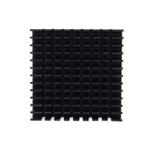 Black Color 40mm*40mm*11mm DIY Cooler Aluminum Heatsink Cooling Fin Heat Sink for LED Power Memory Chip IC    Black Color 40mm*40mm*11mm DIY Cooler Aluminum Heatsink Cooling Fin Heat Sink for LED Power Memory Chip IC      Note:  1.Please allow 1-3mm errors due to manual measurement. 2.Due to the difference between different monitors,there are color differences,pls take the real product as the standard!        Description  Size:40*40*11MM  Color:Black  Color:As ...    US $0.70…