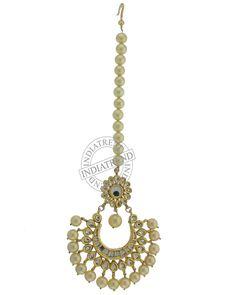 Shaheen Maang Tikka - Jewelery