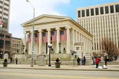 The Old Courthouse, Dayton, Ohio