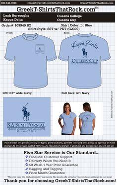 Kappa Delta Queens Cup  http://www.greekt-shirtsthatrock.com/