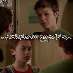 """#TheFosters 2x02 """"Take Me Out"""" - Jude and Connor"""