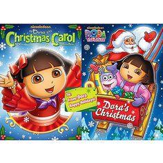 Dora The Explorer: Dora's Christmas Carol Adventure / Dora's Christmas $16.99