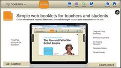 Classroom Publishing: Enable students to create ebooks of their work with these easy-to-use applications