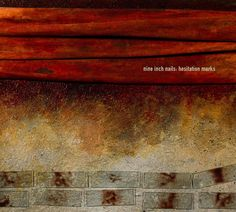 """Nine Inch Nails - Hesitation Marks. CD cover, """"Time and Again"""". Artwork by Russell Mills."""