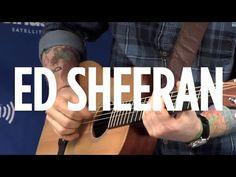 "Ed Sheeran ""Don't"" Sidewalk Session // SiriusXM"