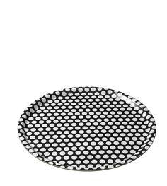 Great polka-dot plates.