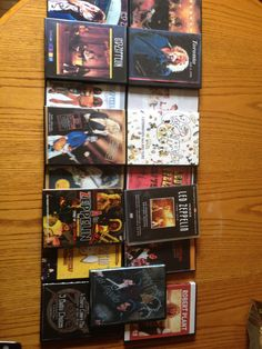 Led Zeppelin DVD boots. Part of my collection.  Zephead