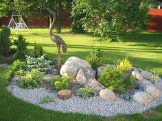 Stunning Rock Garden Landscaping Ideas 53