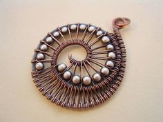 advanced wire jewelry tutorial free - Google Search More