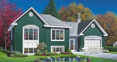 House plan W2447 by drummondhouseplans.com