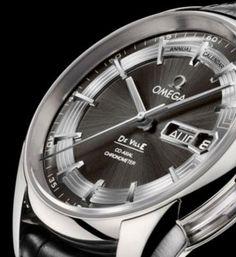 Omega De Ville - Perfect gift for him this Christmas