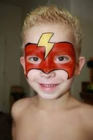 Resultado de imagen para pintacaritas superheroes