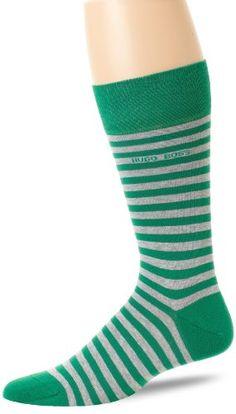 los calcetines verde