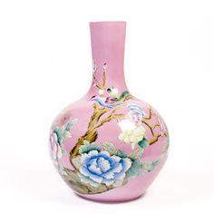 Roze vaas - Pols Potten - BijzonderMOOI* - Dutch design