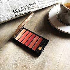 La Palette Color Riche #MiLipArt  de L'Oreal París http://stylelovely.com/makeupbymaryland/