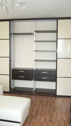 шкаф-купе Cupboard, Dresser, House Design, Interior Design, Closet, Furniture, Home Decor, Clothes Stand, Nest Design