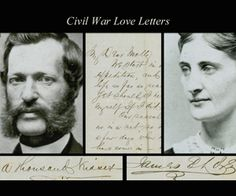 170 love letters written by a Union solider during the Civil War are being posted one at a time, 150 years after he wrote them. Amazing!