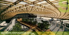 New York-based d3 has announced the winners of its international Natural Systems 2015 competition. The annual competition asked architects,...
