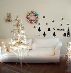 wallsticker holy-night Wallpaper interior Design