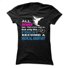 Medical Assistant - New - #fashion #long sleeve tee shirts. PURCHASE NOW => https://www.sunfrog.com/Geek-Tech/Medical-Assistant--New-8981-Black-29362217-Ladies.html?60505 http://tmiky.com/pinterest