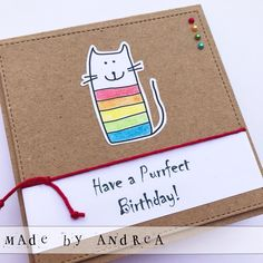 Purrfect by Andrea Gourley
