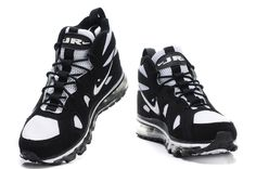 nike basket shoes Nike Air Max Griffey Fury 1 black and white basketball shoes - NIKE BASKETBALL SERIES NIKE AIR MAX BASKETBALL SERIES On Sale