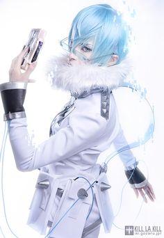 ☆ #CosplayStyle☆ Houka Inumuta (KILL la KILL)  