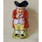 Image detail for -eBay Image 1 Antique German Toby Jug Fillpot Pitcher by SORAU 1800s