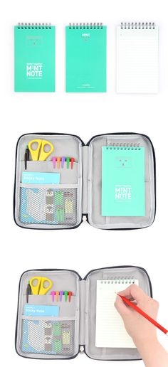 This lovely lined notebook has a great portability to help you be ready to write important notes anytime! 140 pages of lined note are spiral-bound to serve any writing needs perfectly!
