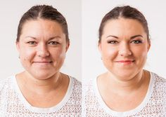 Vorher / Nachher - ARISTOS Fotostudio - Make-up / Before & After Makeup Source by aritacimer. Gala Make Up, Physical Change, Braut Make-up, Before And After Pictures, Best Wordpress Themes, Health Fitness, Hair Cuts, Photoshop, Makeup
