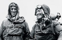 Tenzin Norgay & Sir Edmund Hillary: Top of the World - TIME