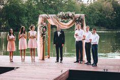 Настоящая романтика: свадьба Александра и Елены - Weddywood