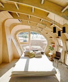 interior tiny solar house...   one solar panel would be perfect and run just a few small led lights for nighttime!  perfect!